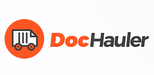 DocHauler is a new trucking mobile app for truck drivers OTR that scans documents.